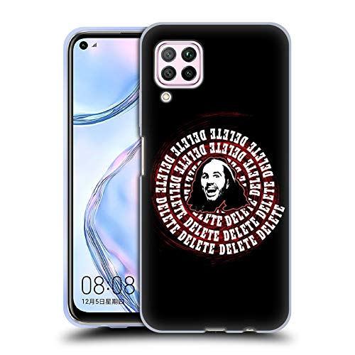 Officiële WWE Matt Hardy Woken Warrior 2018/19 Supersterren Soft Gel Case Compatibel voor Huawei Nova 6 SE