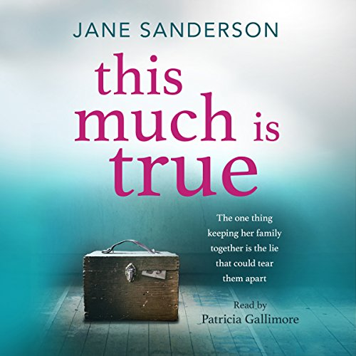 This Much Is True Audiobook By Jane Sanderson cover art