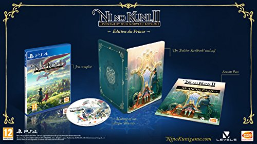 Ni no Kuni II: Revenant Kingdom - Prince's Edition [Importación francesa]