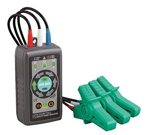 共立電気計器 (KYORITSU) 8035 非接触検相器