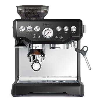 Breville BES870BSXL the Barista Express Espresso Machine Black Sesame