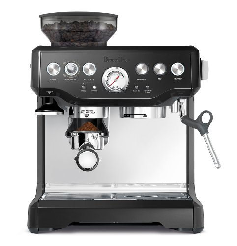 Breville The Barista Express Coffee Machine, Black Sesame
