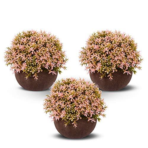 Nomisty Planta Artificial Etmury, Flores Arti