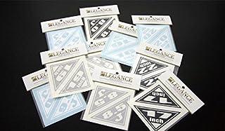 【LEGANCE】レガンス インチステッカー 20inch ブラック(左右セット/2枚)