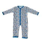 Pijama de algodón orgánico para bebé, para recién nacidos, 1, 2, 3 unidades para 0 – 24 meses 1 cuerpo de coche. 62-68