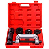 Goplus 4 in 1 Ball Joint Service Tool Kit 2WD & 4WD Remover Installer w/ 4-Wheel...