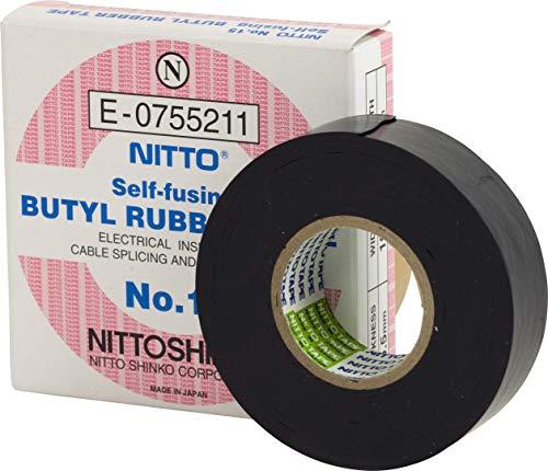 NITTO-Nr. 15 Isolierband selbstverschweißend 19mm 5m