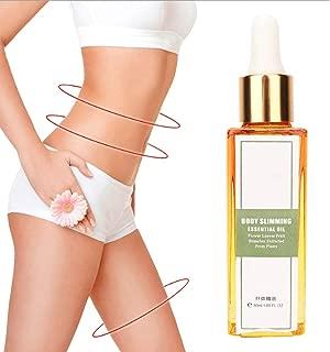 Huile anti-cellulite  huile essentielle amincissante serum massage pour perte poids bras  jambe  creme chaude anti-cellulite 30ml
