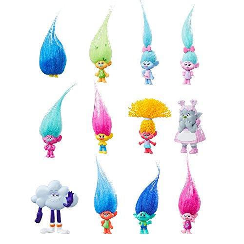 Hasbro Trolls B6554EU4 - Überraschungstrolls, Puppe, Sortiert