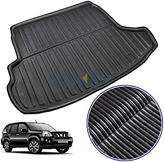 For X-Trail XTrail T31 MK2 2008 2009 2010 2011 2012 2013 Tailored Boot Liner Cargo Tray Rear Trunk Liner Floor Mat Sheet C...