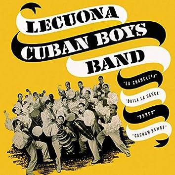 Lecuona Cuban Boys Band