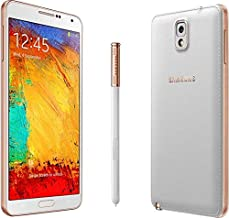 Samsung Galaxy Note 3 N9005 (32 GB, 4G LTE + Wifi, White Gold