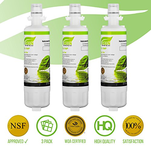 Pure Green Replacement Cartridge Water Filter