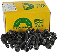 product image for M5 x 0.8 x 30mm Socket Cap Screw - Steel - Black Oxide - UNC - Pkg of 100 - USA - Holo-Krome 76132 (Pack of 5)