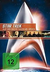 Cover Star Trek 3 Auf der Suche nach Mr. Spock