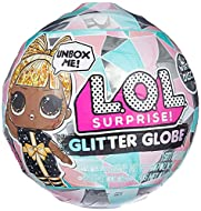 L.O.L. Surprise! Glitter Globe Doll Winter Disco Series with Glitter Hair