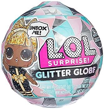 L.O.L Surprise! Glitter Globe Doll Winter Disco Series with Glitter Hair