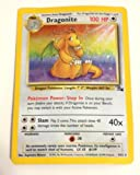 Pokemon Dragonite 4/62 Holo Card [Toy]