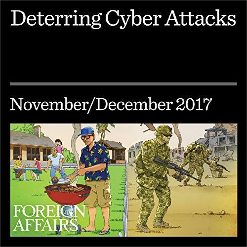 Deterring Cyber Attacks audiobook cover art