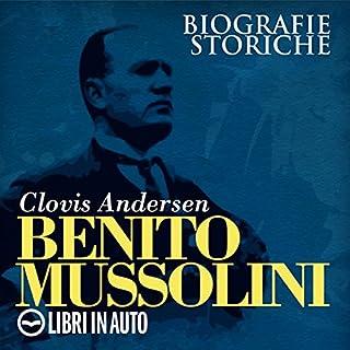 Benito Mussolini copertina