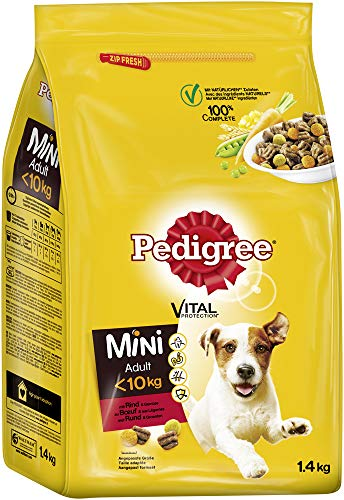 Pedigree Complete Trocken Adult Maxi, 6 Pack (6 x 1,4 kg)
