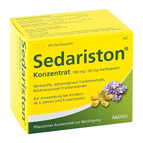 Sedariston Konzentrat 60 stk