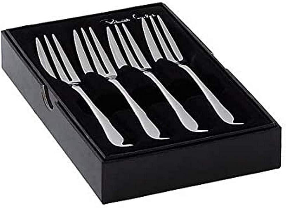 Max Gorgeous 84% OFF Robert Welch RADBR1034V 4 Stainless Set Cutlery Steel