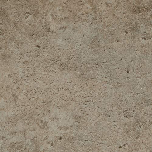 TAPETENSPEZI PVC Bodenbelag Marmor Grau   Vinylboden in 3m Breite & 6m Länge   Fußbodenheizung geeignet   Vinyl Plankenstrapazierfähig & pflegeleicht   Fußbodenbelag für Gewerbe und Wohnbereich