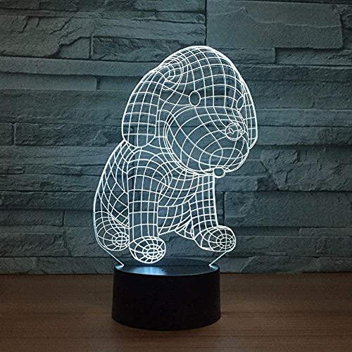 3D-illusionslampa LED touch bord nattduksbord belysning behållare släpvagn ganska coola leksaker gåvor för sovrum bredvid bordsdekoration perfekta gåvor födelsedag festival
