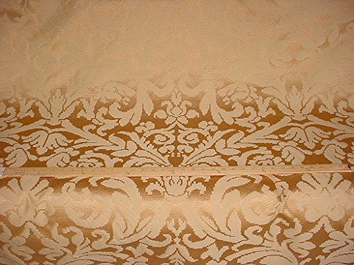 Chenille Floral Damask Fabric - 6