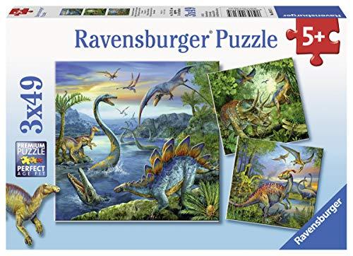 Ravensburger Ravensburger-4005556093175 Puzzle 3x49