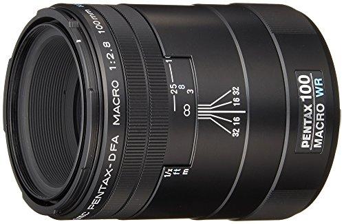 Pentax 100 mm / F 2.8 SMC D FA MACRO WR Objektiv ( Pentax K-Anschluss,true )