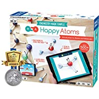 73-Activity Happy Atoms Magnetic Molecular Modeling Introductory Set Intro to Chemistry