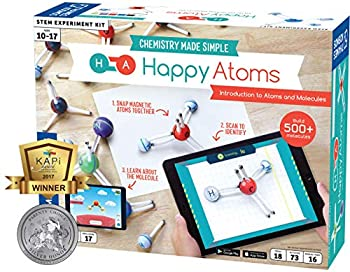 73-Activity Happy Atoms Magnetic Molecular Modeling Introductory Set