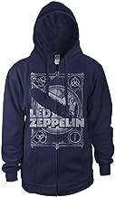 Led Zeppelin 'LZ1' Zip Up Hoodie