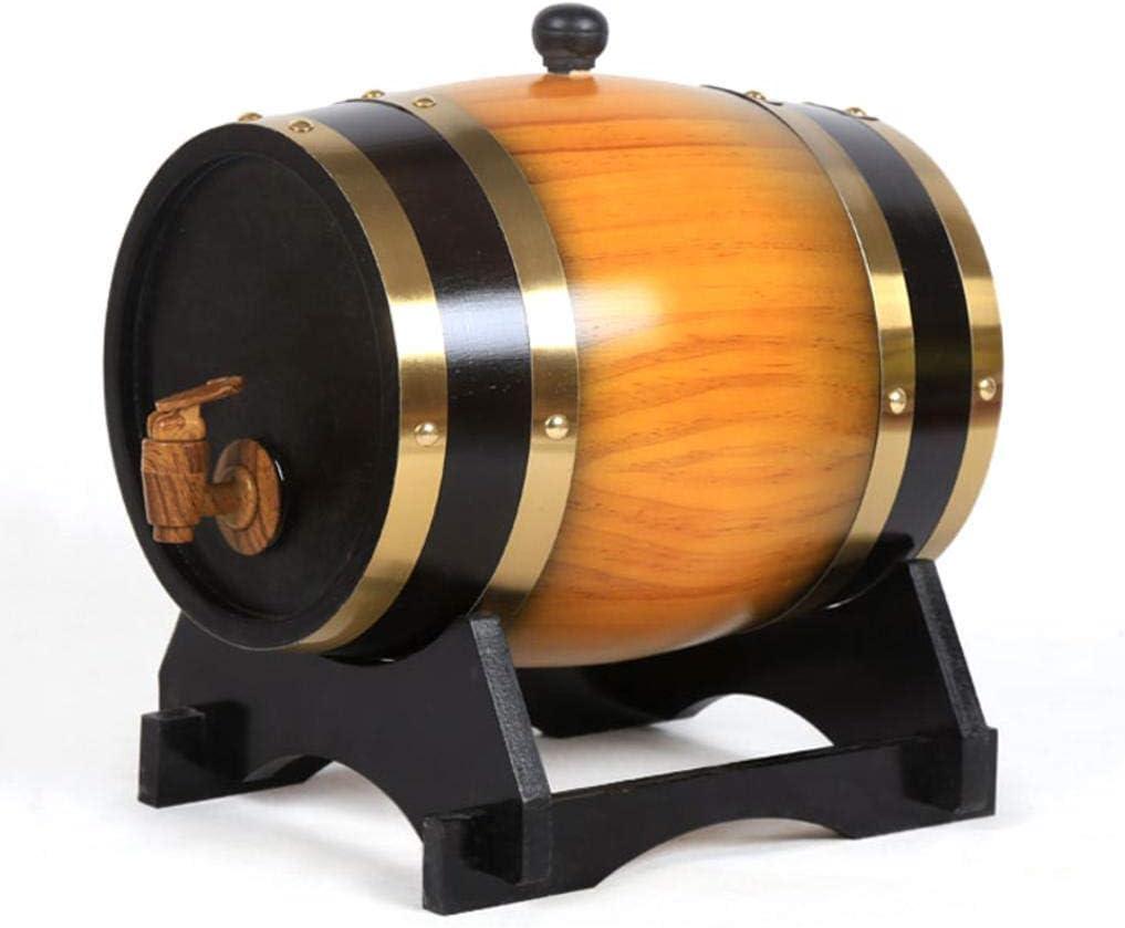 Oak Wine Barrel 30 Litre Bucket With Pad Built Max 70% Max 52% OFF OFF In 10L F Foil