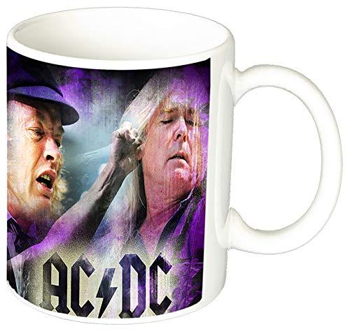MasTazas AC/DC ACDC Angus Young Tasse Mug