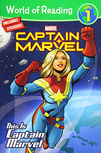 This Is Captain Marvel