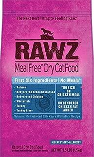 Rawz Meal Free Dry Natural Cat Food