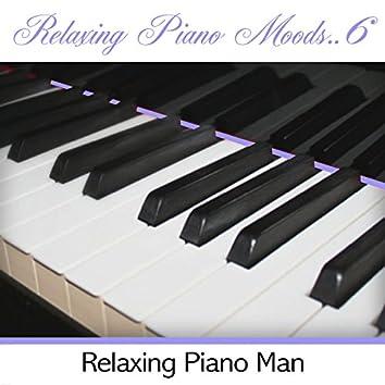 Relaxing Piano Moods, Vol. 6 (Instrumental)