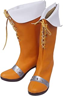 WDLAY1206 Cosplay Shoes Serpent's Sin Diane Boots Anime Halloween Props