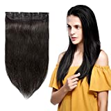 Best Sexybaby Human Hair Extensions - 100% Remy Clip in Human Hair Extensions 16-22inch Review