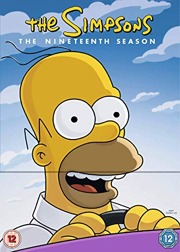 Simpsons The Season 19 DVD [UK Import]