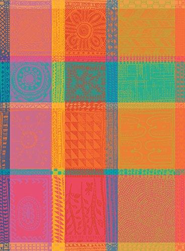 Garnier Thiebaut 32343Tausend Wax Geschirrtuch Baumwolle Kreolische 77x 56cm