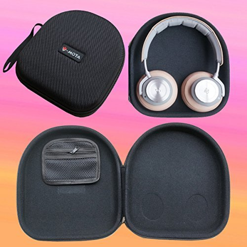 V-MOTA ANC Headphone Carry case Box for B&O BeoPlay H9,BeoPlay H7 H6 and Plantronics backbeat pro 2 and JVC HA-SW01、HA-SW02 HiFi Headset