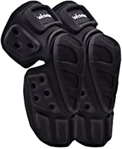 Webetop Motorcycle Elbow Guards Motocross Pads Dirt Bike Protective Gear Adjustable For Adult Black