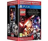 LEGO STAR WARS PS4 + PELUCHE STAR WARS