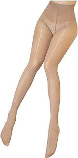 Super Shiny Footed Tight Oily Bright Shimmery Stockings Pantyhose 8 Denier 912-Pin Socks