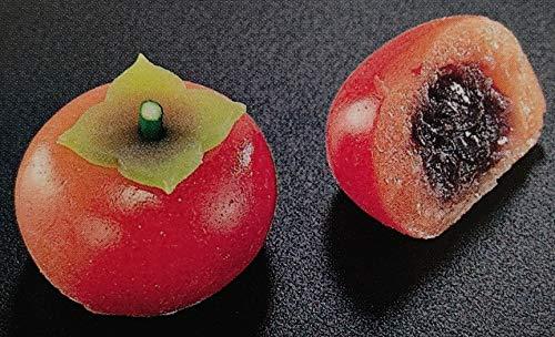 冷凍和菓子 花餅 柿 15個 業務用 冷凍