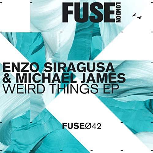 Enzo Siragusa & Michael James